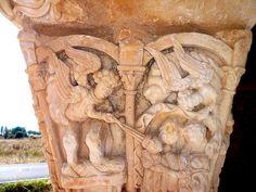 Duraton, (segovia), Spain    Iglesia de la asuncion de Maria