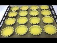 Easy Egg Tarts Recipe (Stop Motion) - YouTube