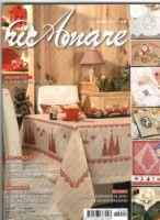 "Gallery.ru / patrizia61 - Album ""9,2011"" Cross Stitch Magazines, Cross Stitch Books, Book Crafts, Diy And Crafts, Craft Books, Rico Design, Christmas Cross, Le Point, Cross Stitch Embroidery"