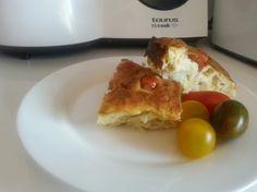 Pudin fresco de puerros para #Mycook http://www.mycook.es/receta/pudin-fresco-de-puerros/