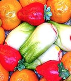 """⇒ Le nostre Bimby Ricette...: Bimby, Frutta Martorana """"Pasta Reale"""""""