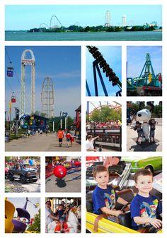 Summer Travel with Kids: Cedar Point Amusement Park in Sandusky, Ohio