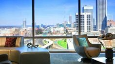 WHERE TO STAY: ATLANTA  A guide to the city's best digs