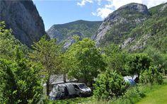 El Camping - Camping Valle de Bujaruelo - Torla-Ordesa - Refugio - Bungalows