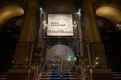 The Nobel Museum - Stockholm's Free Museums // www.stockholmonashoestring.com