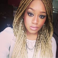 Neat Fishbone Braids - 20 Gorgeous Ghana Braids for an Intricate Hairdo in 2019 - The Trending Hairstyle Cute Box Braids, Blonde Box Braids, Single Braids Hairstyles, Down Hairstyles, Black Hairstyles, Braids For Black Women, Braids For Black Hair, Natural Hair Tips, Natural Hair Styles