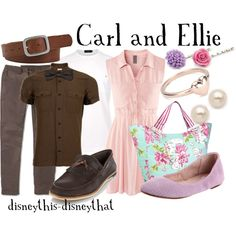 """Carl and Ellie"" (mmhh maybe I can get him to dress like this)"