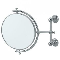 Bathroom Vanity Extension aptations chrome swing arm vanity mirror - style # 50809