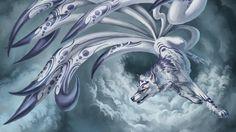 "fantasy fox kitsune - ""Google"" paieška"