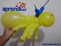 Escultura de Balão (Formiga) - Balloon Sculpture (Ant) - YouTube