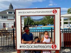 Masked and ready to enjoy the North Conway area Travel With Kids, Family Travel, Mountain View Resort, American Attractions, Cuba Tours, Native American Heritage Month, Legoland Florida, North Conway, Explore Travel