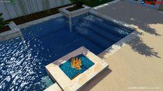 JSQ Improvements Pool Studio - 3D Swimming Pool Design Software