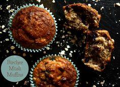 Bircher-Müsli-Muffins