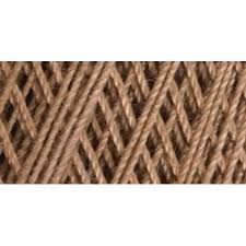 Coats Aunt Lydia's Crochet Thread Classic 10 310 Copper Mist 100% Mercerized Cotton Darning, Thread Crochet, Aunt, Animal Print Rug, Mists, Copper, Country, Classic, Lace