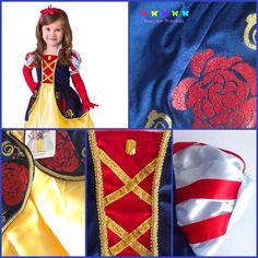 Empacamos el vestido Princesa Blancanieves para una princesa de Bogotá ❤️ WWW.PRINCESAS.CO #Princesa #Disney #BlancaNieves #Bogota #Colombia