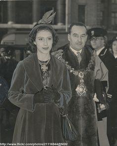 Princess Margaret visits exhibition   DATE:October 23 1951 D…   Flickr