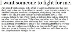 fight for me.