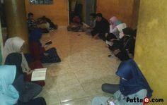 Yasinan Bersama, Menjadi Agenda Rutin Mahasiswa Pattae' di Makassar