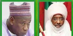Governor Ganduje Finally Exposed 5 Reason that Lend to Emir Sanusi Dethronement, No 4 is Interesting - News_Politics - operanewsapp Legal Support, Opera News, News Around The World, Civil Society, House Of Representatives, Interesting News, State Government, Democratic Party