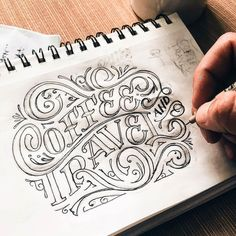 Fuelling creativity since forever. Type by @adamvicarel - #typegang - typegang.com | typegang.com #typegang #typography