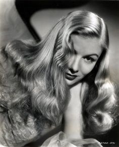 Veronica Lake - November 14 1922 - July 7, 1973 born - Constance Francis Marie Okleman