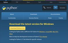 The Python setup requires about of disk space, you can save the setup file and store it in your computer if you want to reinstall at a later time or want to re-install Python. When installed Python requires about of disk space Simple Prints, Programming Languages, Installation Instructions, Linux, Python Version, Success, Tutorials