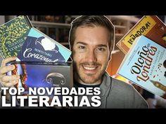 TOP NOVEDADES LITERARIAS | OTOÑO 2016 | Javier Ruescas - YouTube