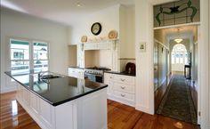 Gabled Victorian Traditional Series - Harkaway Homes kitchen