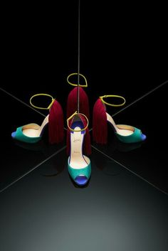 Marie Claire Thailand shoes first Christian Louboutin