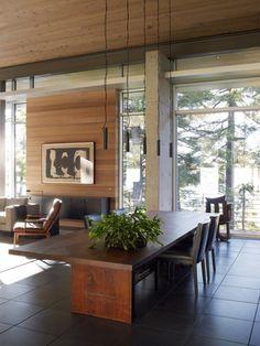 Olson Kundig Architects | Dining | Est Living