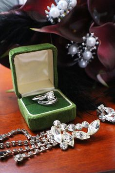 Wedding jewelry | Cupcake Rehab dot com gets married! | A New York City Hall wedding