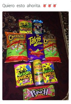 Junk Food snacks are a major key, just in case your hungry but you don't want a full meal Sleepover Snacks, Night Snacks, I Love Food, Good Food, Yummy Food, Junk Food Snacks, Food Porn, Food Goals, Foods To Avoid