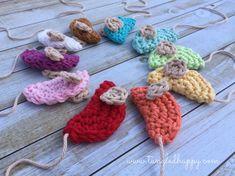 Crochet Mouse DIY Cat Toy