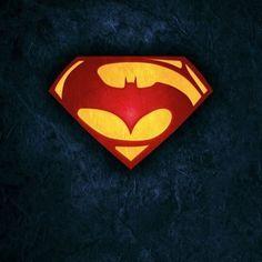 Such an Awesome Logo  #thesuperman #sonofkrypton #kryptonian #krypton #manoftomorrow #manofsteel #clarkkent #superhero #dc #dccomics #like4like #batman #superman #brucewayne  #batmanvssuperman #batmanvsupermandawnofjustice  #superhero #darkknight #dceu #batmanvsuperman #henrycavill #benaffleck #batfleck #wonderwoman #robin #movie #zacksynder #godvsman #amazon #justiceleague #whowillwin