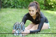 KSlenderliving – Actresses Working out – Inspirational Photos (Nina Dobrev and Rachel Bilson)