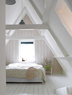 10 Shocking Attic Remodel Home Decor Ideas 10 Shocking Attic Remodel Home Decor Ideas Cristy Hawley Cristy Hawley 8 Affluent Simple Ideas Attic Bedroom Paint attic living loft ladders Attic Bedroom Paint attic hellip Attic Bedroom Designs, Attic Bedrooms, Attic Design, Interior Design, White Bedrooms, Bedroom Small, Bedroom Ideas, Architecture Renovation, Attic Renovation