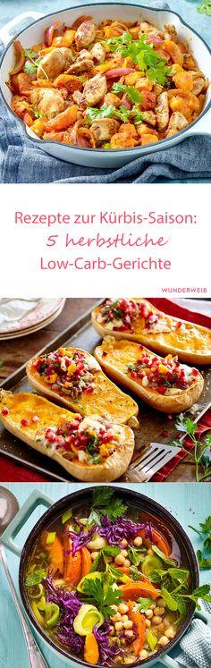 Diese Low-Carb-Gerichte für den Herbst sind einfach nur köstlich!