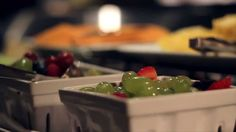 Hyatt's Thoughtfully Sourced, Carefully Served Food and Beverage Philosophy