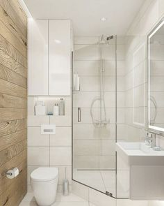 Stunning Small Bathroom Makeover Ideas That Trendy Now - Bathroom - Bathroom Decor Bathroom Design Small, Bathroom Layout, Bathroom Interior Design, Bathroom Ideas, Serene Bathroom, Small Bathrooms, Bathroom Inspo, Restroom Design, Modern Bathrooms