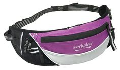 Cute ladies running bag! Perfect for running with a mobile phone, bottle & jacket.