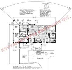 Sun Plans :: Sun-Inspired Passive Solar House Plans