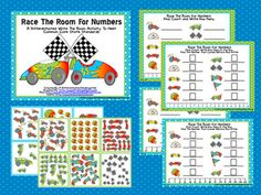 Tiered Write the Room Activity To Meet Common Core  A Differentiated Kindergarten