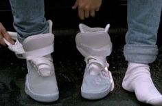 I need these McFly Nikes in my life.