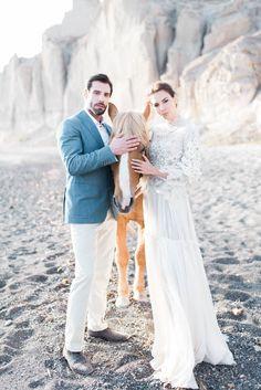 Kiara and Jake   George Liopetas Beach Wedding Photos, Beach Wedding Favors, Anthropologie Wedding, Seashell Wedding, Santorini Wedding, Bridal Musings, Wedding Inspiration, Wedding Ideas, Wedding Decor