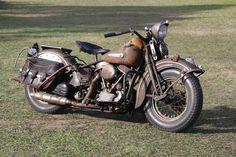 vintage harley davidson motorcycles - Google Search