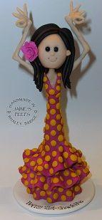 #bailarina flamenca