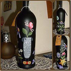 bottiglia dell'olio