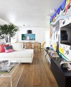 Galeria de Apartamento Capela / Julliana Camargo Arquitetos - 1