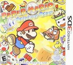 Paper Mario: Sticker Star - Nintendo 3DS Nintendo https://www.amazon.ca/dp/B009ZUXMJ2/ref=cm_sw_r_pi_dp_-35NxbR2CHDTW