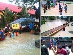 Walk On Water, Monsoon, Philippines